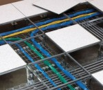 سبد کابل استیل Wire Mesh Cable Tray